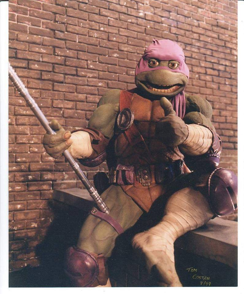 Richard Yee (Donatello)