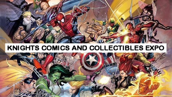 Knights Comics And Collectibles Expo