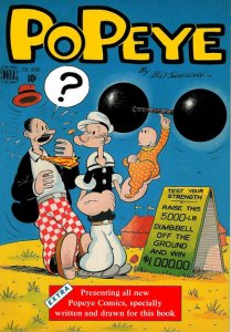 Popeye Number 01