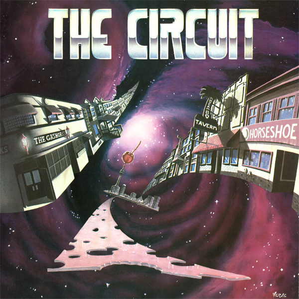 Verne Andru - The Circuit